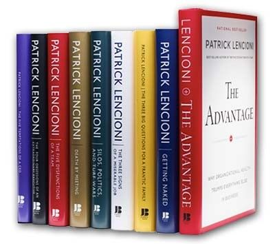 Complimentary Organizational Health tools from bestselling author Patrick Lencioni
